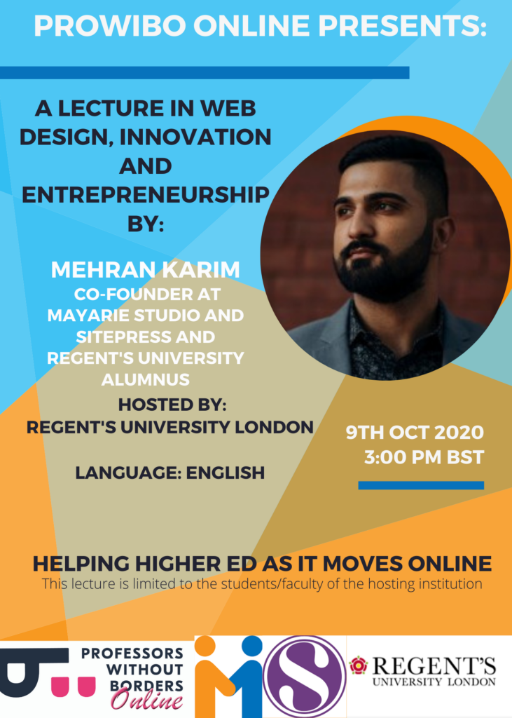 9.10.20 Mehran at Regents